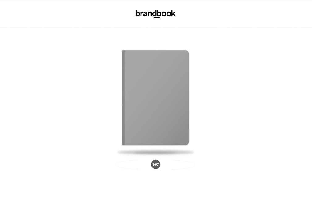 brandbook Book Configurator – Notebooks 100% customised